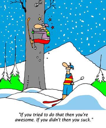 ski joke