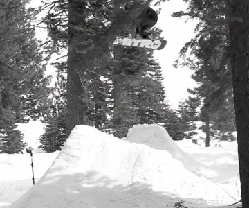 Snowboard Hell Track is cool. Видео + Снимки = ВНЛ