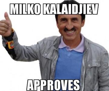 Кен Блок с новата дрифт машина - Милко Калайджиев одобрява.