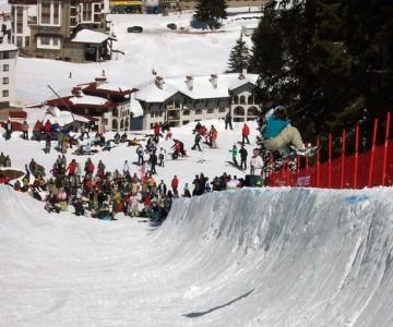 Откриване на зимните курорти - Боровец, Пампорово, Банско, Чепеларе.
