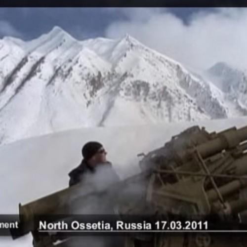 Най-добрия начин за борба с лавините.