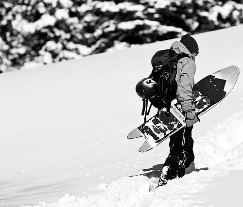 Снежно Сърфиране