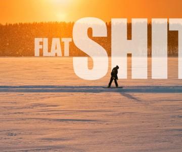 Сноуборд: 8 начина да преодолееш равната писта