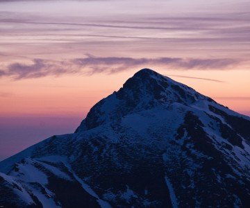 вр. Амбарица - пейзажи и снежни спомени