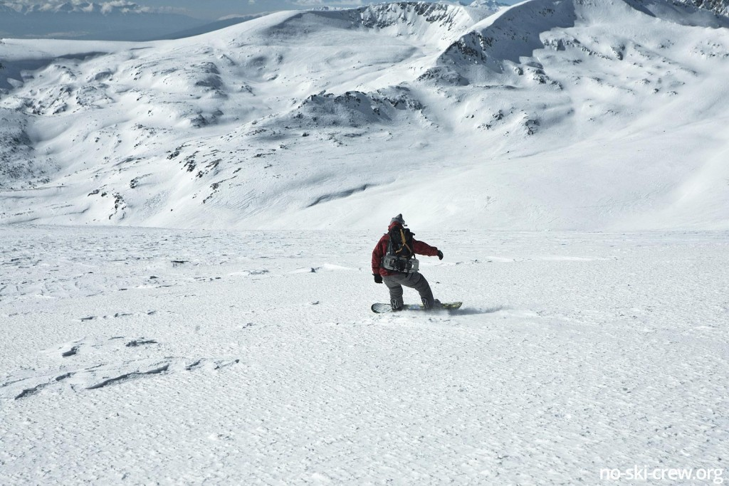 freeride belmeken peak