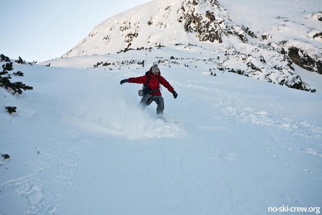 snowboarding belmeken
