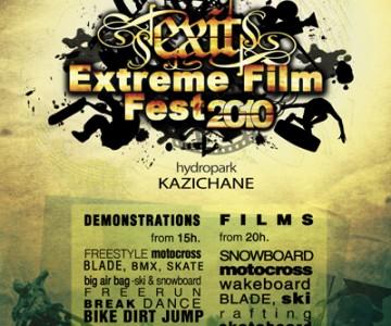 Exit Extreme Film Fest - Казичене 2010