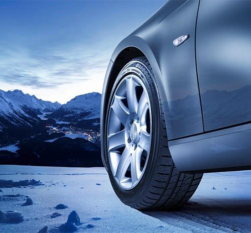 Сложихте ли зимните гуми?