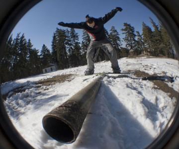 Ей така си изкарахме 2дни пролетно сноубордуване!