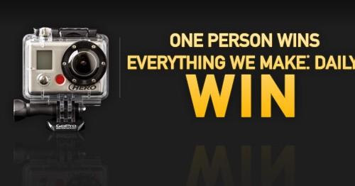 Спечели Go Pro HD камера!