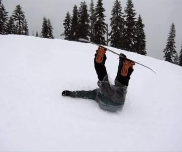 Сноуборд + Найлон = Ultimate Phun!