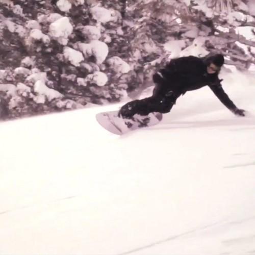 Сноу сърфинг от Spring Break Snowboards