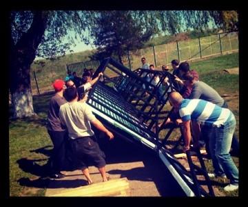Сговорна дружина уейкборд парк издига! - инфо, снимки и видео от парка в Казичене