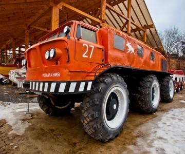 Зил 167 - Снежният звяр, който не прощава.