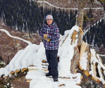 Свръхестествен сноубординг - идеята на Травис Райс за бъдещето