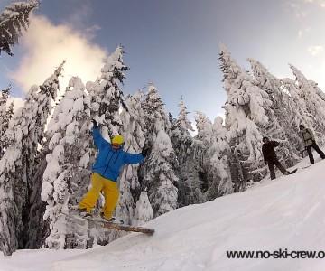 Няколко дни в снежния рай - Чепеларе