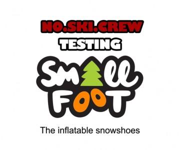 Тест на снегоходките SmallFoot