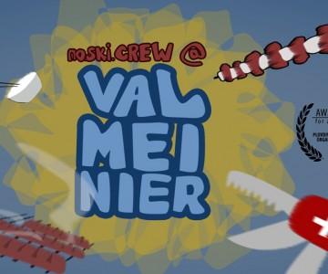 Първото видео на no.ski.CREW или какъв вкус има френското месо на шиш